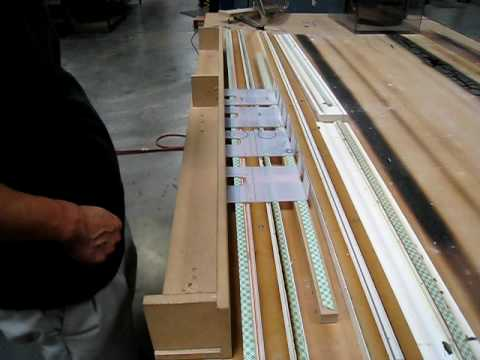 Plastic Fabrication Heat Bending Line Bending Plexiglass