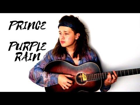 Prince - Purple Rain (Acoustic Cover)