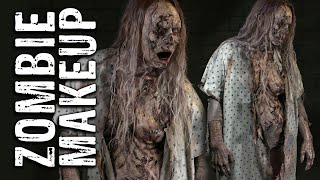 Walking Dead Female Zombie Transformation Part #2