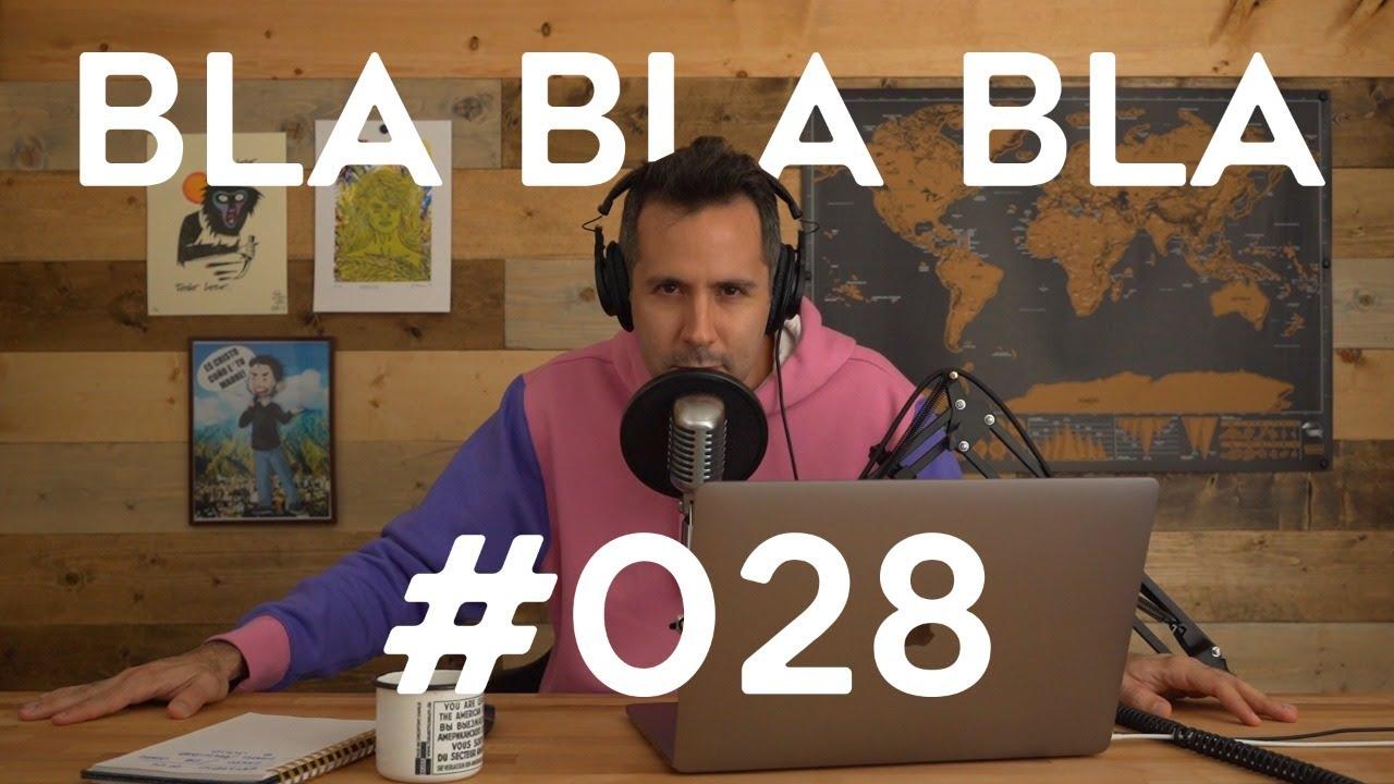 BLA BLA BLA #28  | El podcast de Batman, la discomercado y adiós al maquillaje blanqueador