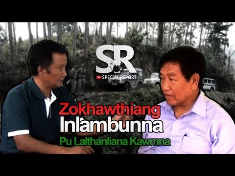 SR : Zokhawthiang Inlambunna | Part 2 | Pu Lalthanliana Kawmna