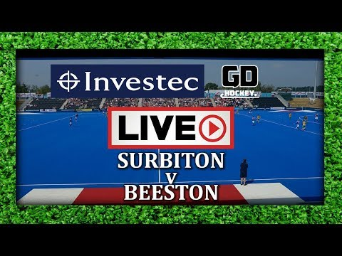Surbiton V Beeston - Men's Playoff Semi Final