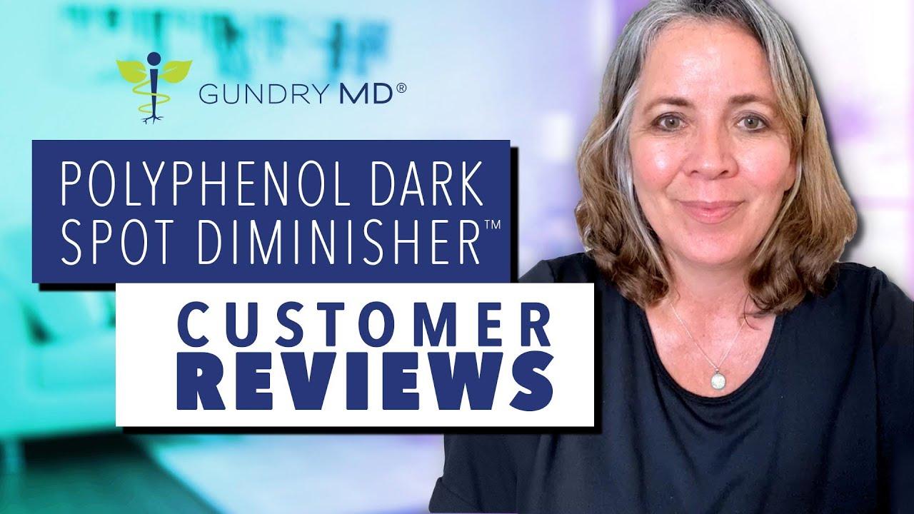 Gundry MD Dark Spot Diminisher  | Customer Reviews