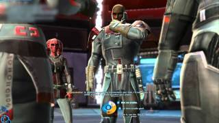 SWTOR Sith Warrior, Lady Grathan romance