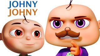 Johny Johny Yes Papa By Zool Babies | Johny Johny Collection | Nursery Rhymes For Children