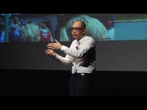 Creating a public design team: George Aye at TEDxDePaulU