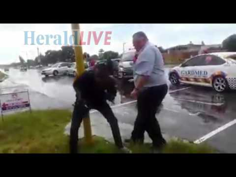 THE HERALD: Port Elizabeth road rage incident caught on camera