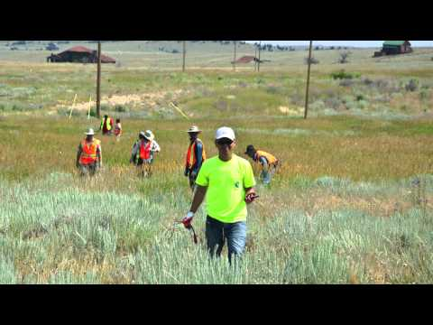 Time Lapse Film of 2013 Geophysics Field Camp
