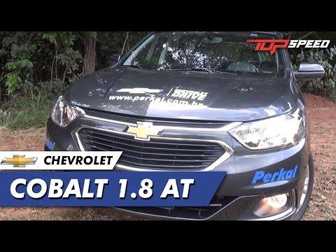 VÍDEO: Avaliação do novo Chevrolet Cobalt 2016