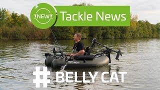 Belly Boat Komplettset für Welsangler   Belly-Cat   www.zeck-fishing.com