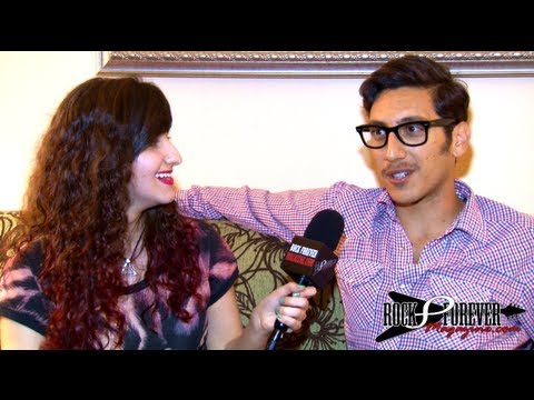 KassemG Interview with Rock Forever Magazine