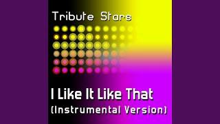 Hot Chelle Rae feat. New Boyz - I Like It Like That (Instrumental)