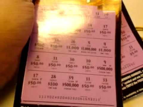 $20 florida lottery goldrush winners