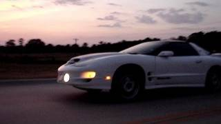 2001 TRANS AM vs. 1998 TRANS AM - WS6 on WS6 ACTION!!