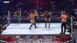 WWE Superstars - August 19, 2010