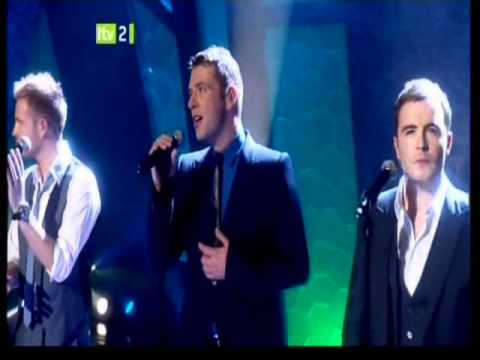The Westlife Show Live ITV1 15-12-07