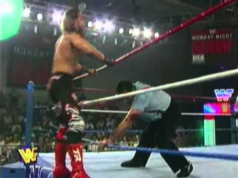 IRS vs. Shawn Michaels 1995