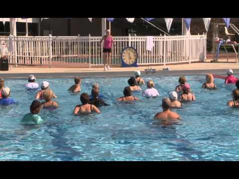 Benefits of Aqua Aerobics Exercise