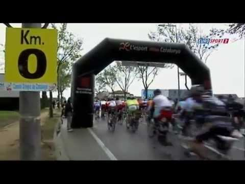 Volta a Catalunya 2011 - Stage 2 Highlights [Eurosport 2]