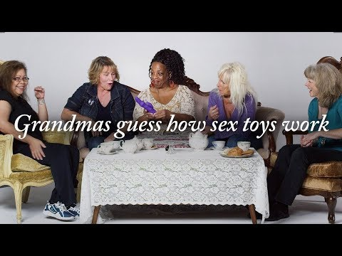 Grandmas Guess How Sex Toys Work | Cut