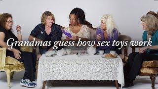 Grandmas Guess How Sex Toys Work | Cut