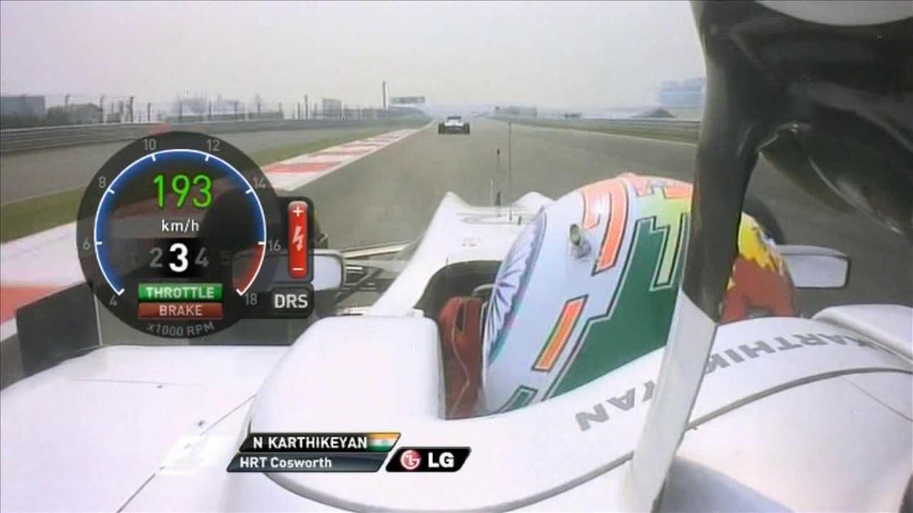 Download F1, India 2011 (FP1) Narain Karthikeyan OnBoard