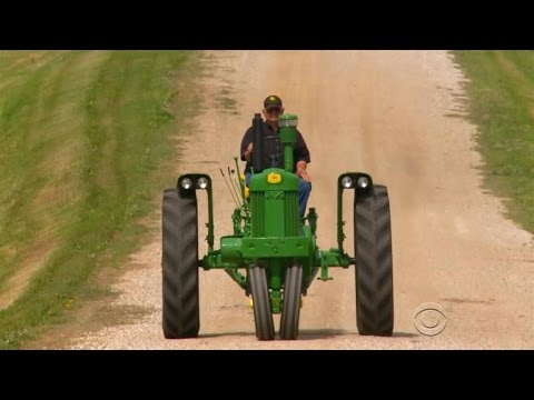 Iowa farmer and Trump voter concerned about TPP withdrawal