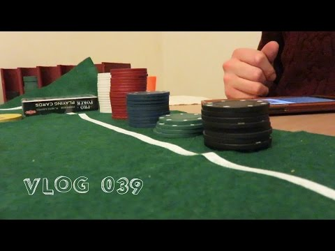 Vlog #039   PROFESSIONAL GAMBLER