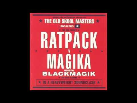 The Old Skool Masters Round 2 Ratpack V Magika Presenting Black Magic (1)