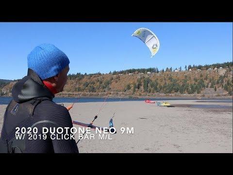 2020 Wave Kite Showdown Part II - Flying