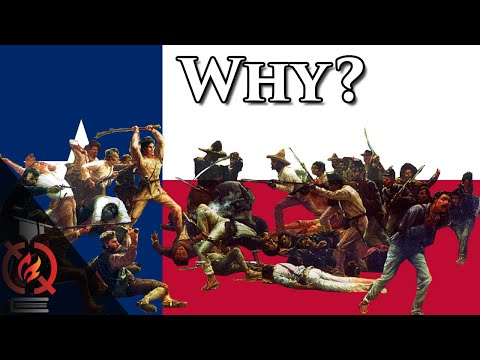what-caused-the-texas-revolution?
