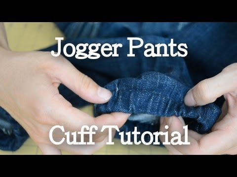 diy:-jogger-pants-cuff-tutorial- -kad-customs-#10