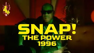 SNAP! - The Power (1996 Version)