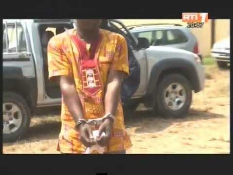 Justice: Charles Blé Goudé comparait devant le juge de 1ère instance d'Abidjan