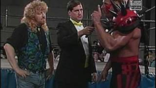 This Real early ECW from 06/15/1993 Part 1.