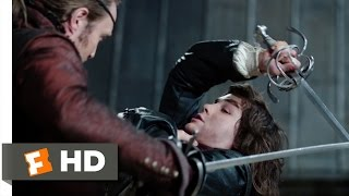 The Three Musketeers (9/9) Movie CLIP - Rooftop Duel (2011) HD