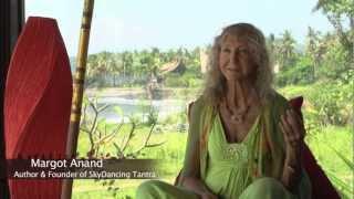 Margot Anand, Founder SkyDancing Tantra, in Sex to Spirit