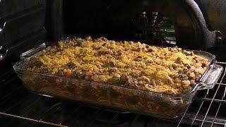 Beef Spaghetti Casserole - How To Video Recipe