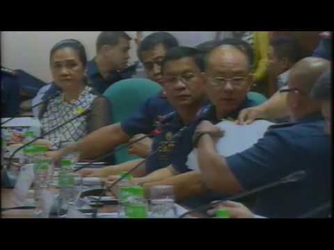 Committee on Public Order and Dangerous Drugs (August 18, 2016)