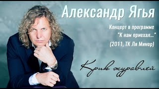 Александр Ягья - Крик журавлей