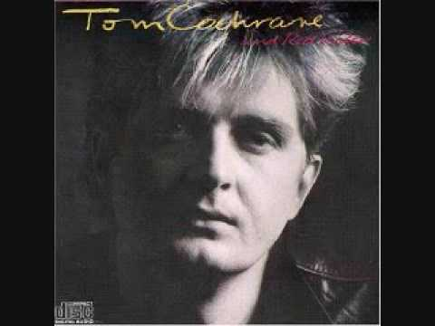 Tom Cochrane - Big League Lyrics