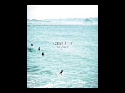 Azure Blue  - Chesil Beach .