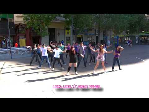 [FLASHMOB] Luka Luka Night Fever