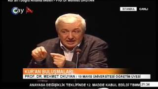 Kuran'daki İncir ve Zeytin Meyve İsimleri Değil Yer Adlarıdır - Prof.Dr. Mehmet Okuyan