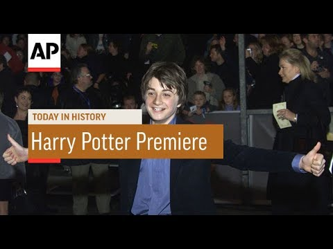 Harry Potter Film Premiere - 2001 | Today In History | 4 Nov 17