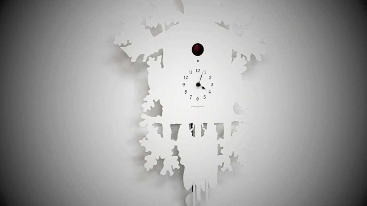 Diamantini & Domeniconi Cucú Clock.mov - YouTube