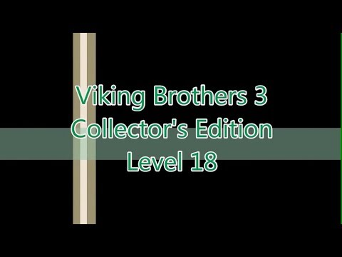 Viking Brothers 3 Level 18 |