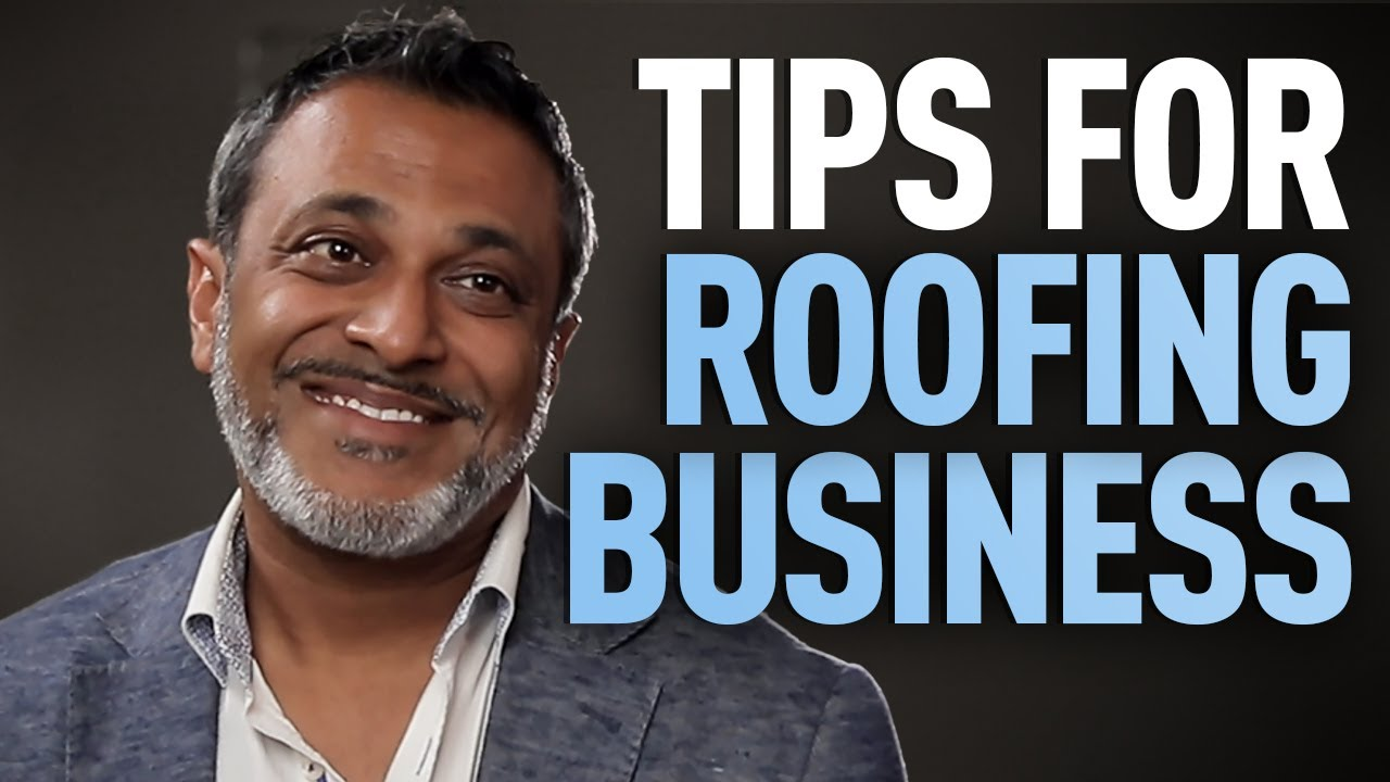 Best tips for Roofing Business start ups | Win Trip To Mexico | Lateef Farooqui