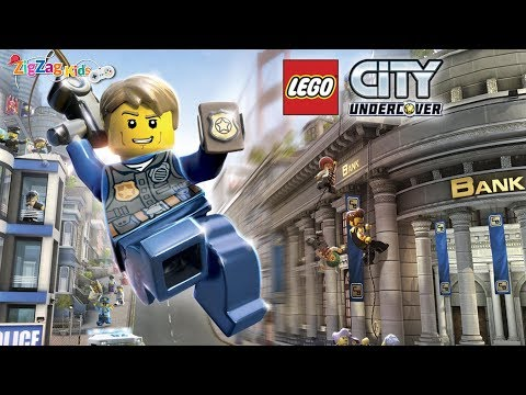Lego City Undercover | Full Movie Game | ZigZag