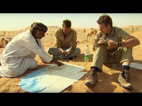 Surviving Without Water - Ben & James Versus The Arabian Desert - BBC